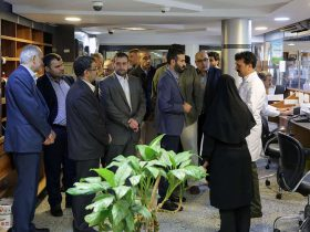 بازدید متخصصین جمعیت امام خمینی (ره) لبنان